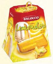 百乐可柠檬潘多罗蛋糕,金额¥151.2元/盒