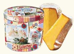 百乐可罐装礼盒潘多罗蛋糕,金额¥178.2元/罐