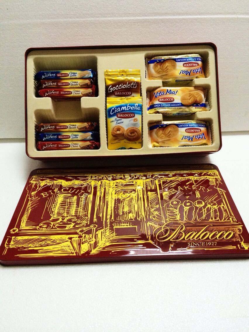 百樂可餅干禮盒,單價:¥152元