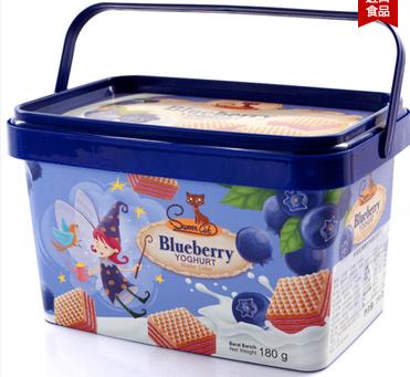 甜猫蓝莓酸奶味威化饼干 金额¥16.2元/包