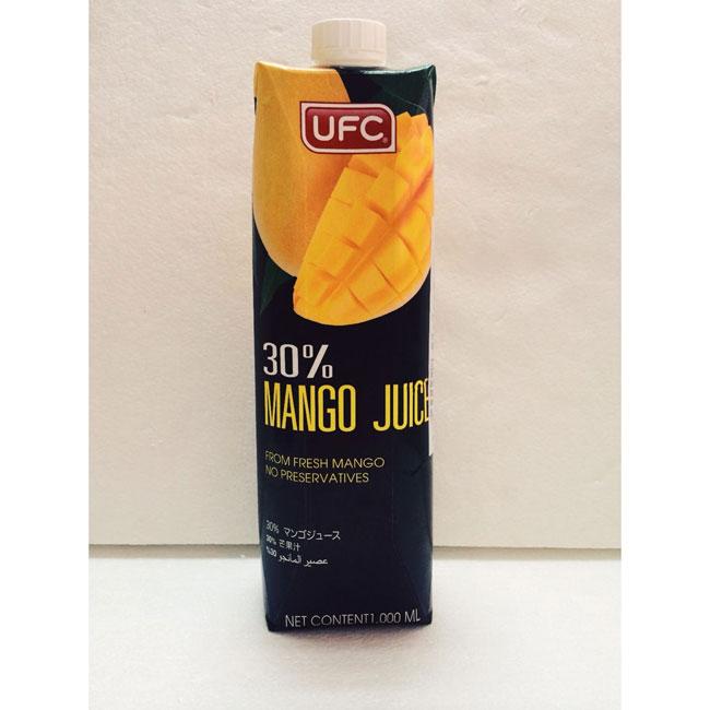 UFC 芒果汁,单价:¥20.6元