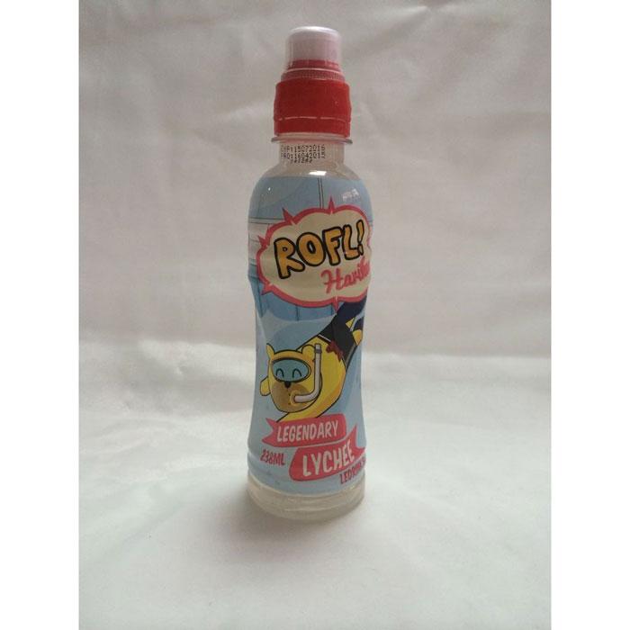 ROFL荔枝汁饮料,单价:¥6.8元