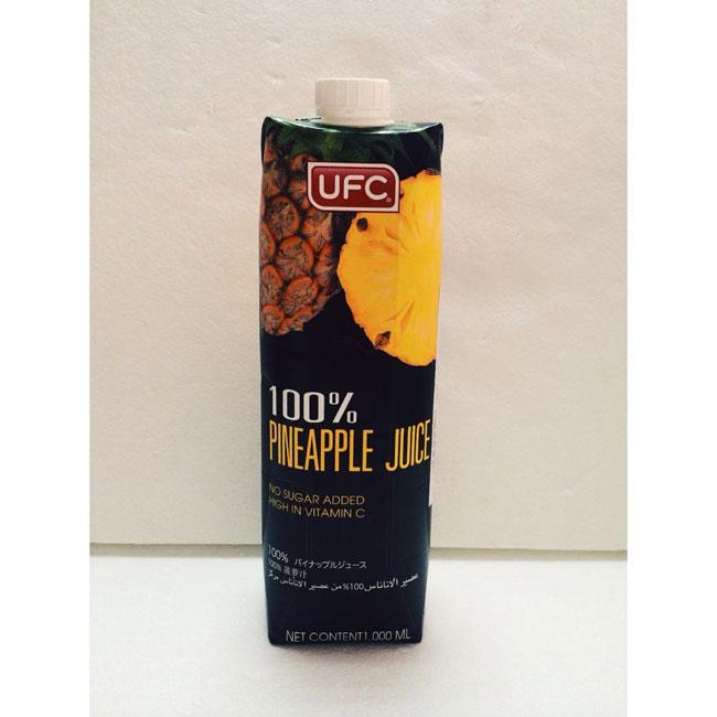 UFC 菠萝汁,单价:¥20.6元