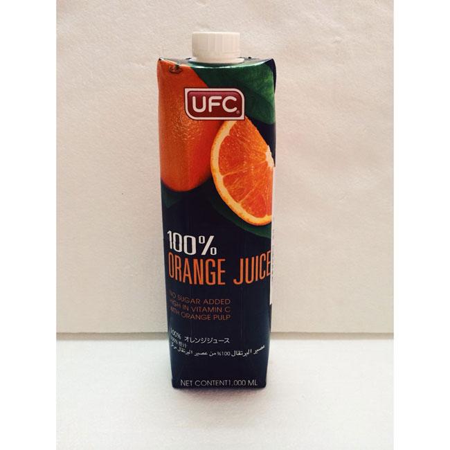 UFC 橙汁,单价:¥20.6元