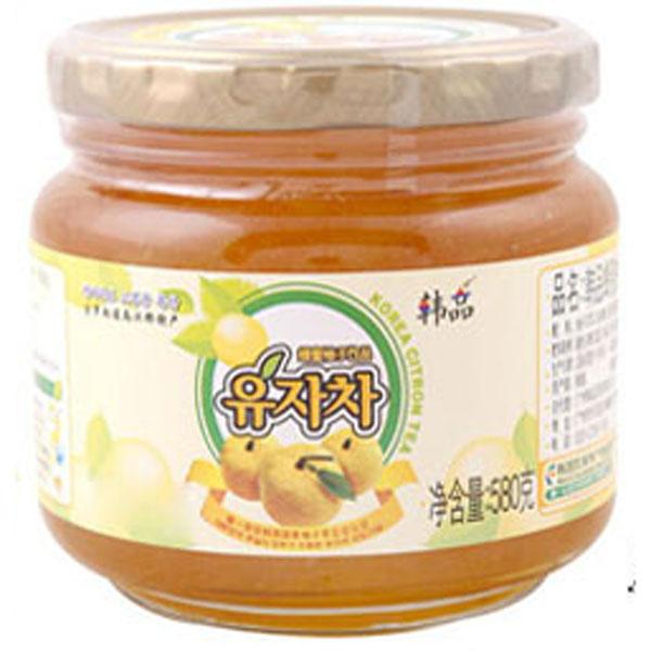 韩品蜂蜜柚子饮品 单价:¥47.6元