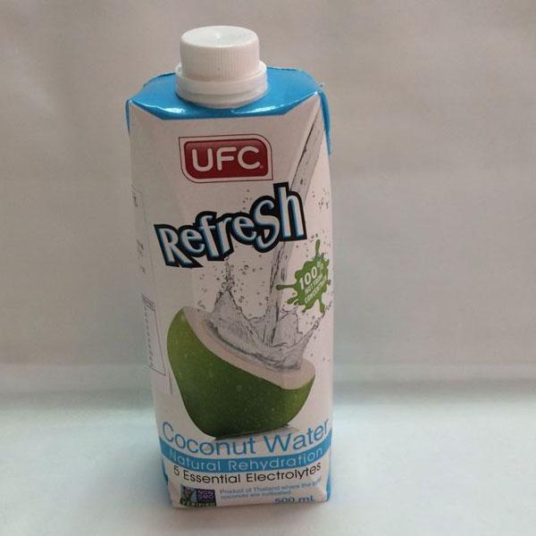 UFC牌100%純椰子水