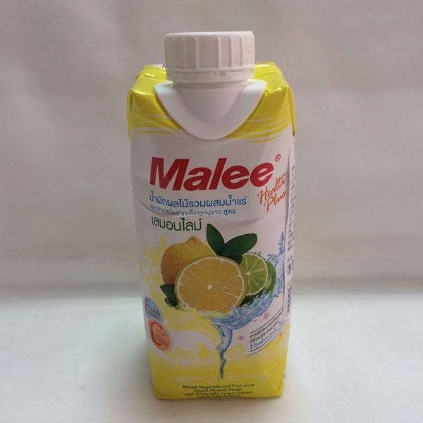 瑪麗檸檬白葡萄混合果汁飲料