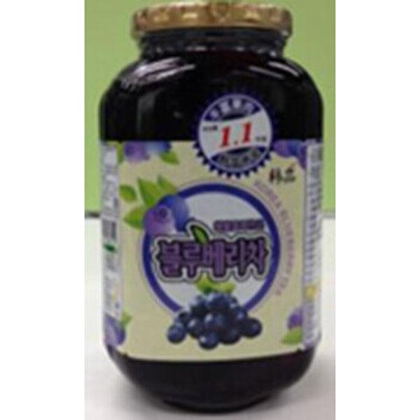 韩品蜂蜜蓝莓茶,单价:¥79.2元