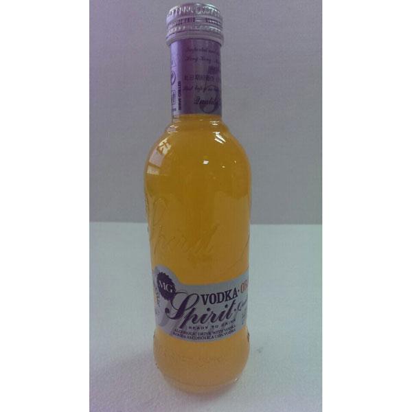 MG焰情香橙味道伏特加配置酒,单价¥21.4元/瓶