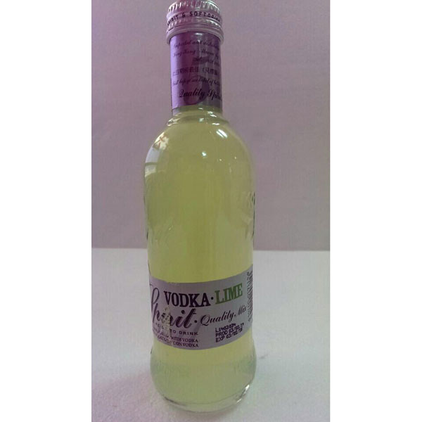 MG焰情巴西特饮味道伏特加配置酒,单价¥21.4元/瓶