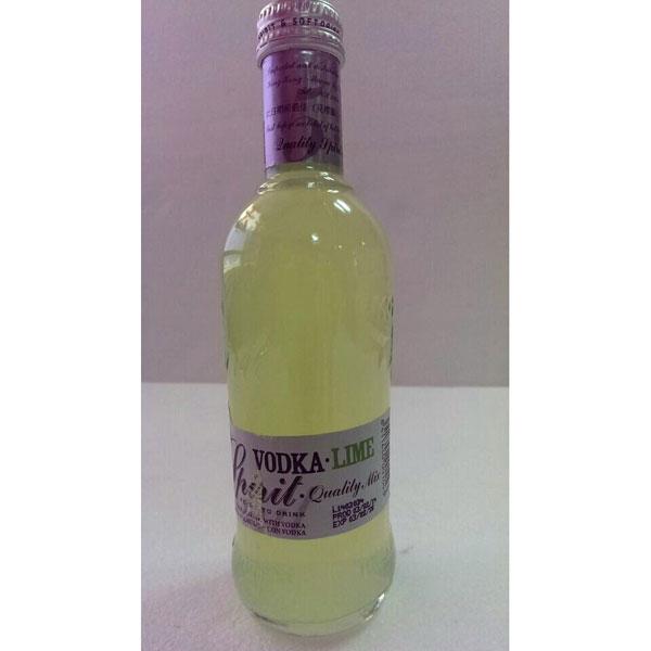 MG焰情柠檬味道伏特加配置酒,单价¥21.4元/瓶