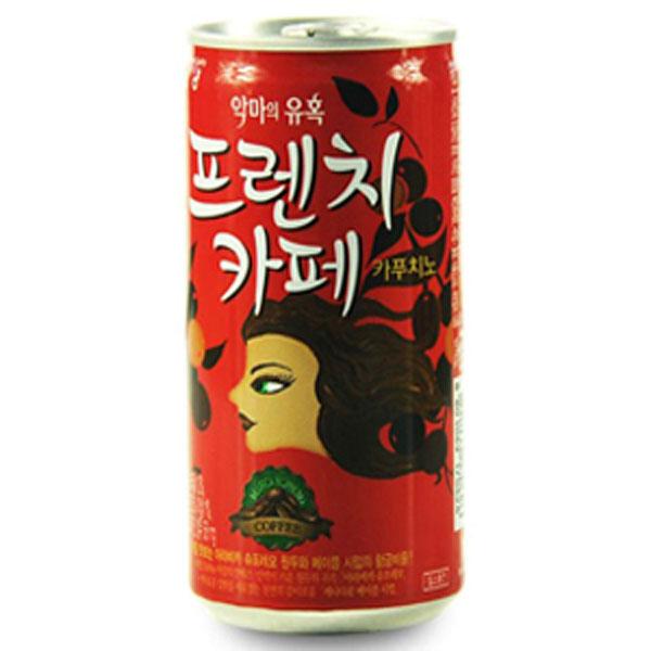 南阳法式卡布奇诺咖啡饮料 单价:¥6.2元