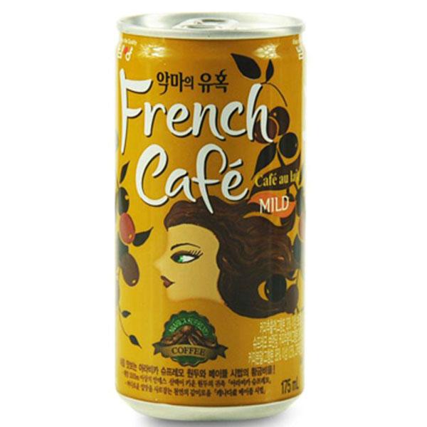 南阳法式柔和咖啡饮料 单价:¥6.2元