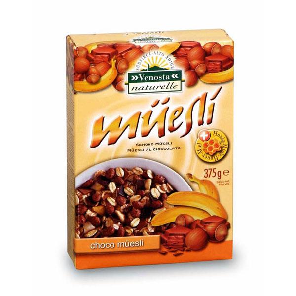 维欧特香蕉巧克力麦片375g,单价¥30.6元/盒