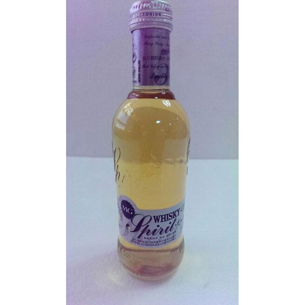 MG焰情威士忌姜味道伏特加配置酒,单价¥21.4元/瓶