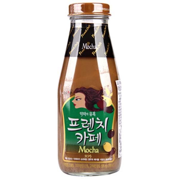 南阳法式摩卡咖啡 单价:¥12.5元