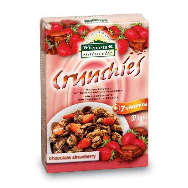 维欧特巧克力草莓麦片375g,单价¥35元/盒
