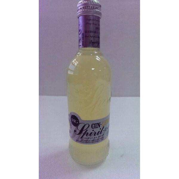 MG焰情毡酒清柠味道伏特加配置酒,单价¥21.4元/瓶