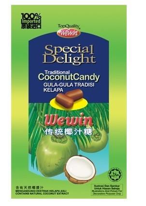 余嬴传统椰汁糖,单价¥14.22元/盒