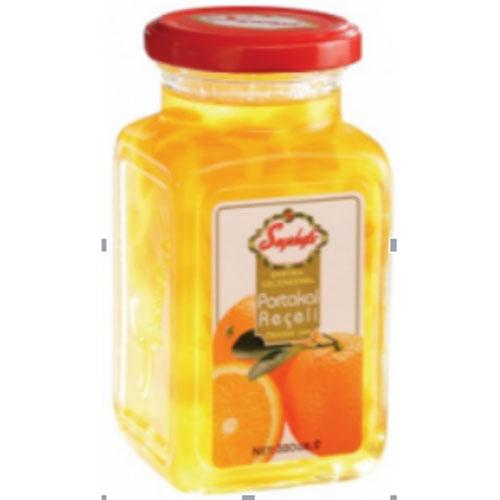 Orange Jam 朵露香橙果醬 金額¥13.32元/包Orange Jam 朵露香橙果醬