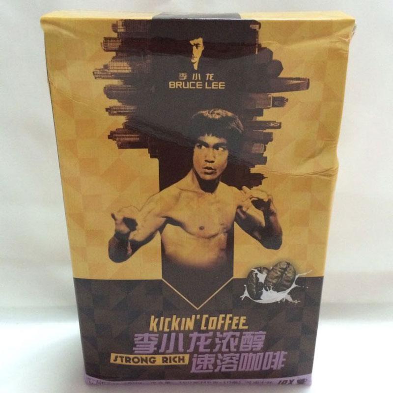 李小龍濃醇速溶咖啡,單價:¥17.9元