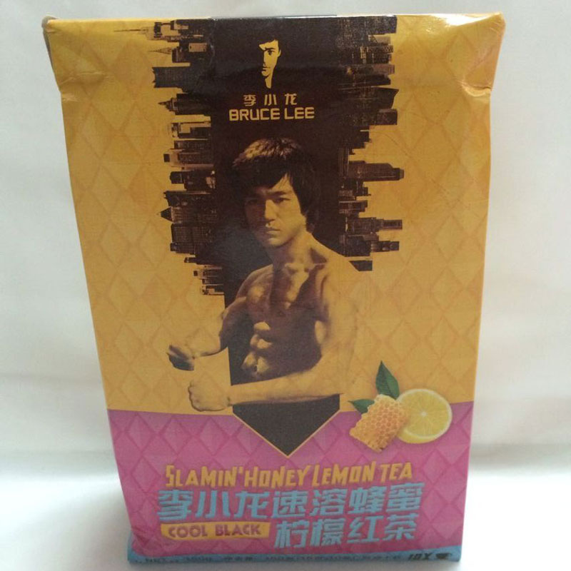 李小龍速溶蜂蜜(檸檬紅茶),單價:¥19.8元