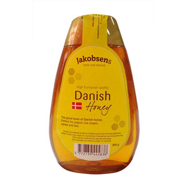 雅各布森洋槐蜂蜜360g,单价¥59.4元/瓶