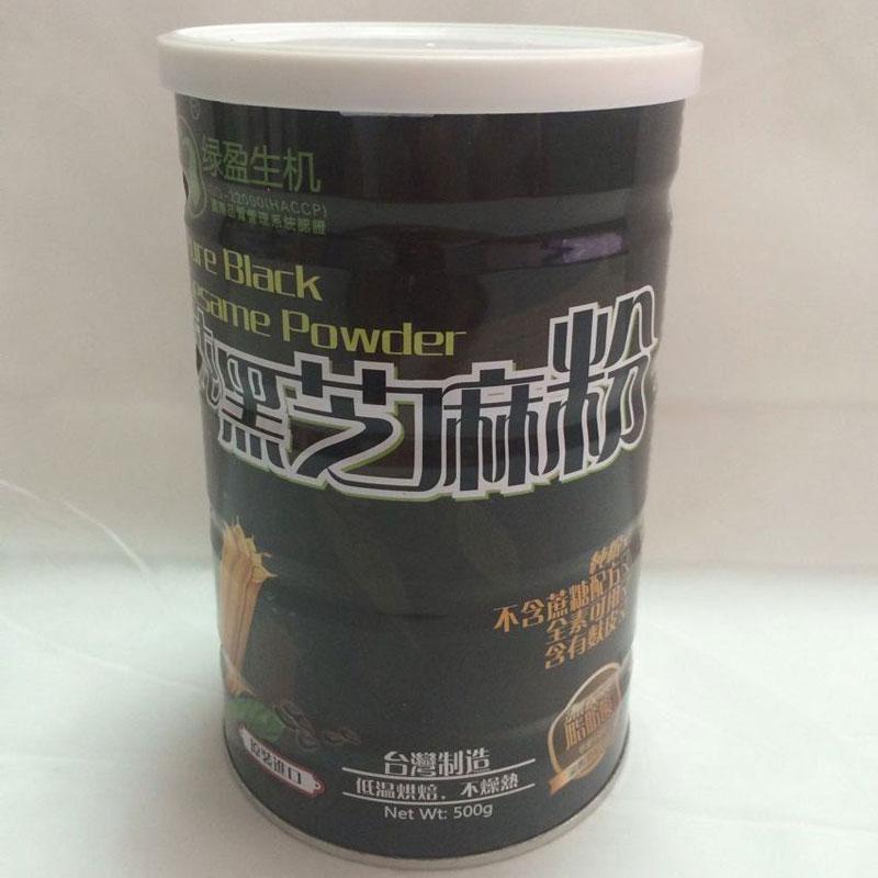 绿盈生机纯黑芝麻粉,¥97.2元