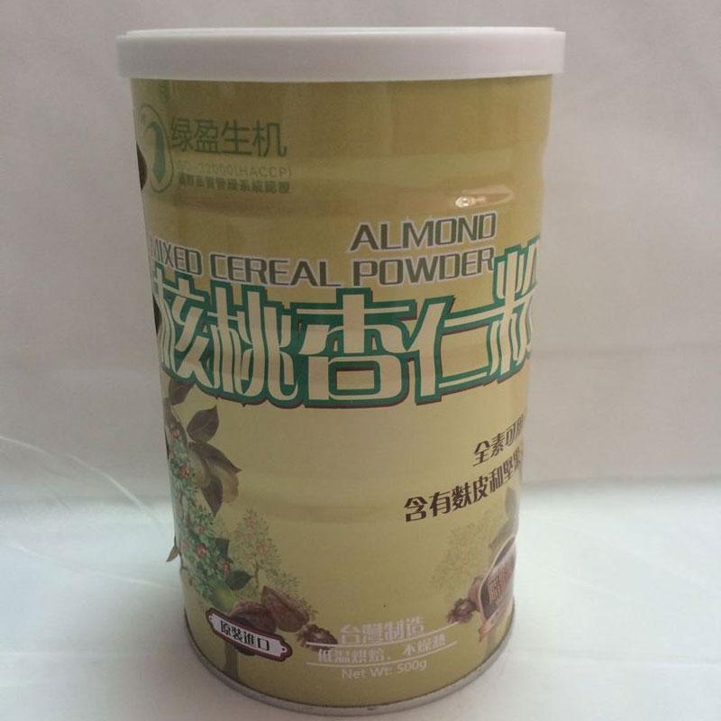 绿盈生机核桃杏仁粉,¥106.2元