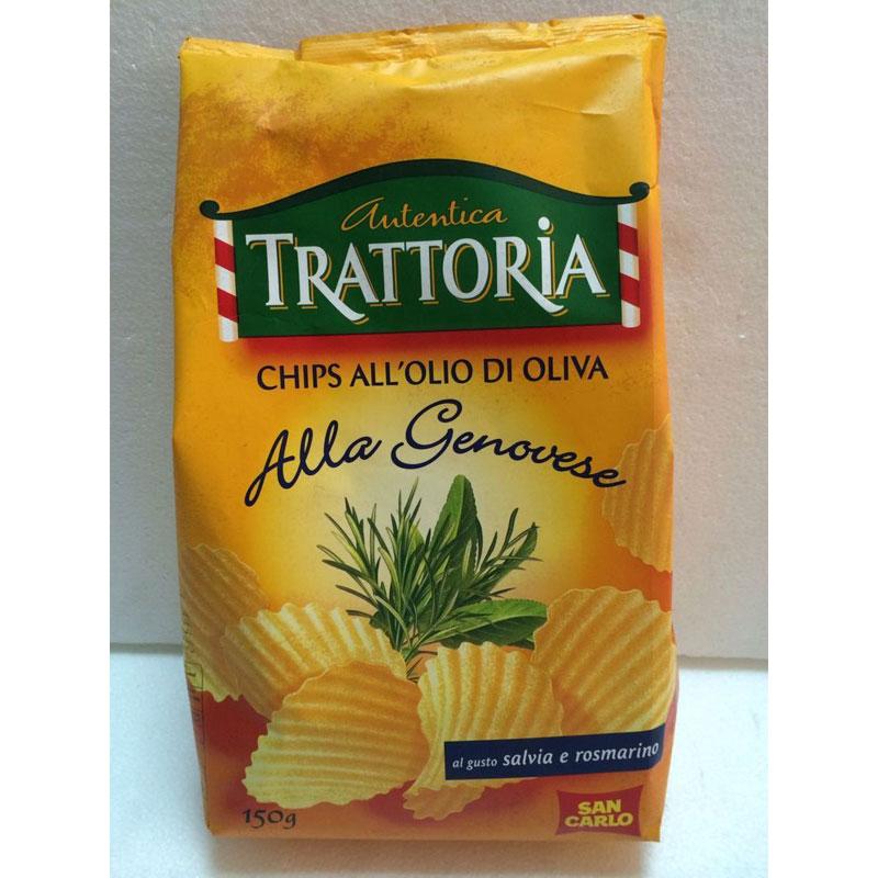 圣卡罗热内亚风味薯片,单价:¥29.7元