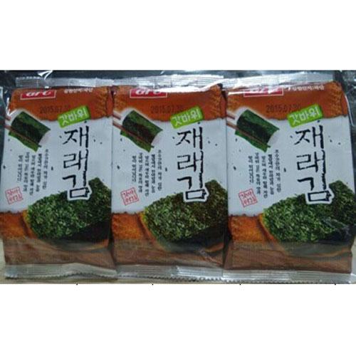 GFC原味海苔,單價:¥11.3元