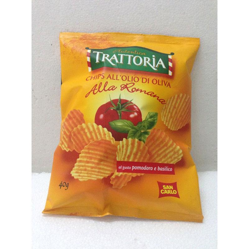 圣卡罗经典番茄风味薯片,单价:¥12.2元