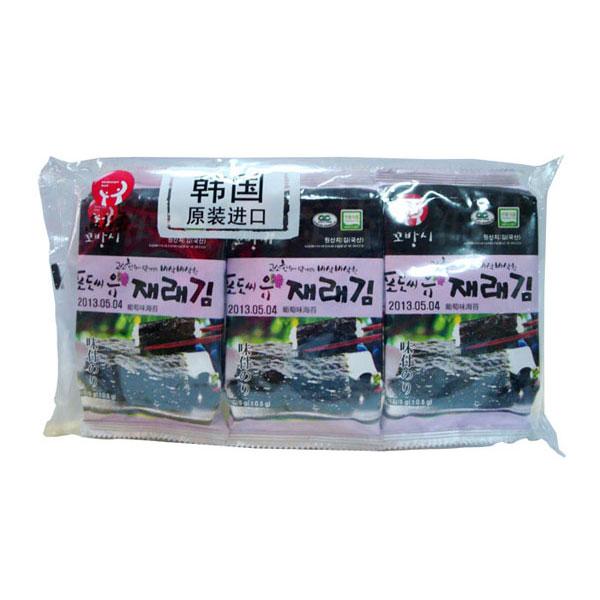 高邦喜葡萄味海苔,單價¥8.82元