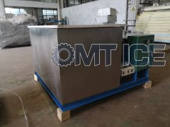 OMT 500kg Single phase Ice Block Machine in stock