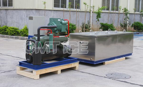 2ton Ice Block Machine to Ghana