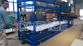 OMT 6ton Ice Block Machine to Nigeria