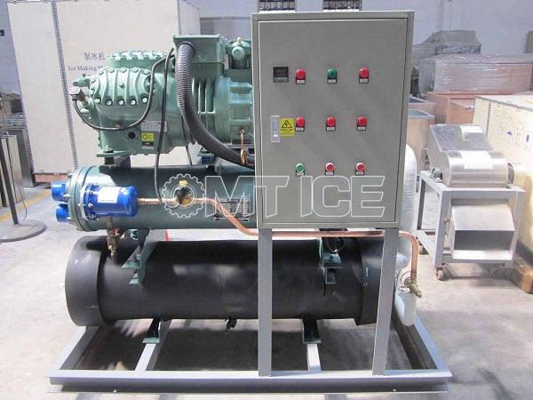 5ton Ice Block Machine to Philippines