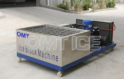 OTB10 Commercial Ice Block Machine---for 200pcs of 5kg Ice