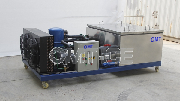 OTB10 Ice Block Machine---for 400pcs of 2.5kg Ice