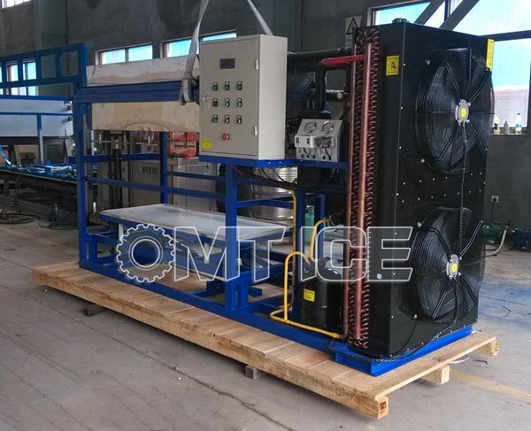 2Ton Ice Block Machine to USA