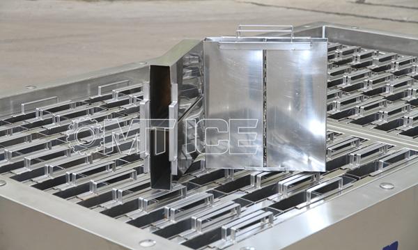 OTB40 Ice Block Maker---for 800pcs of 5kg ice