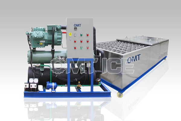 OTB50 Block Ice Machine---for 520pcs of 10kg Ice