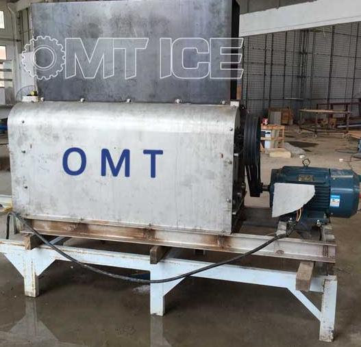 OIC30-50 Big Capacity Ice Crusher Machine