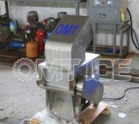 OMT Cube Ice Crusher Machine