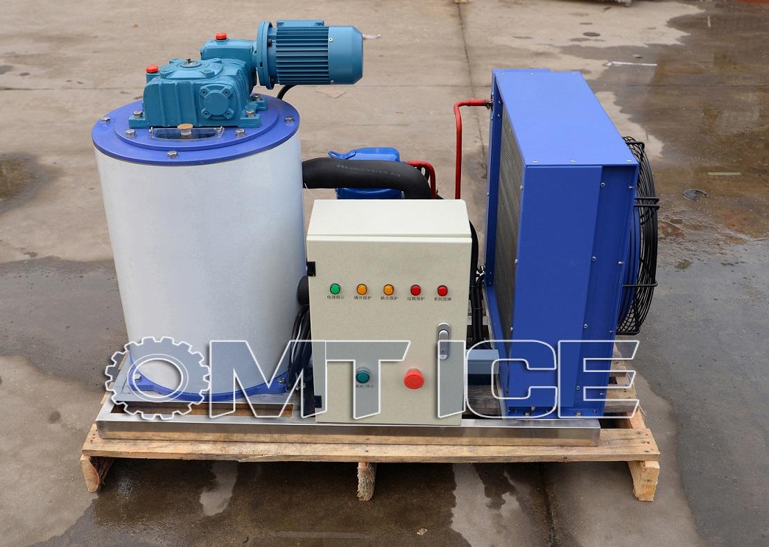 OMT OTF05 500kg Flake Ice Making Machine