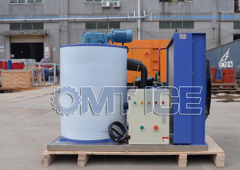 OTF20 Flake Ice Machine With Copeland Compressor