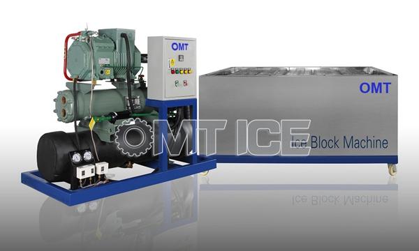 OTB30 Ice Block Machine